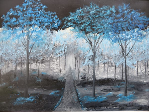 Blue Forest Walk