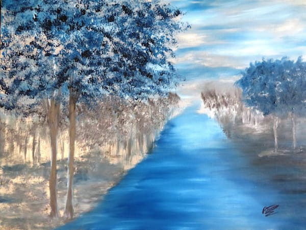 Tranquil Blues