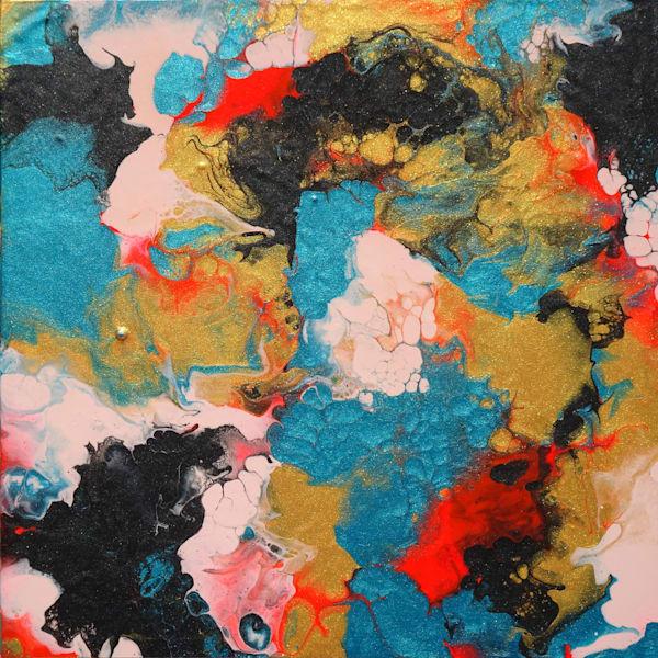 Protecting My Heart Art | Sara Trumet Art