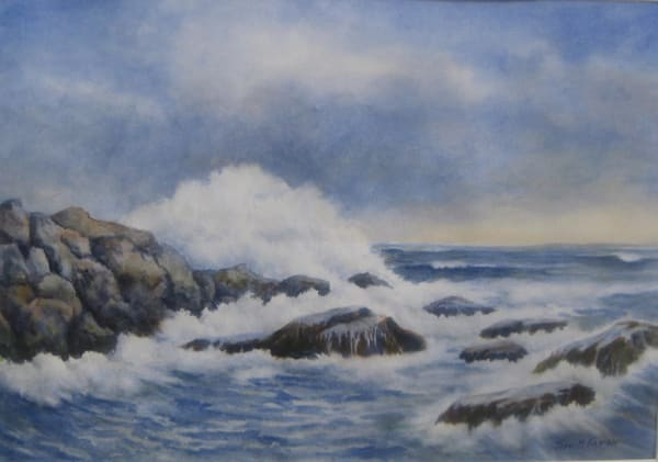 Rough Waters Art | East End Arts