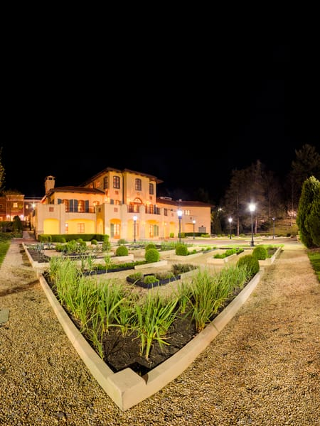 Colavita Center and Herb Garden Night
