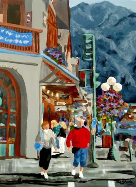 Banff Shoppers