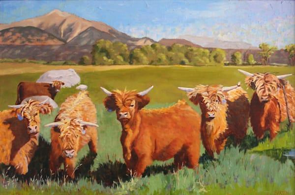 Natural Redheads Art | Laura Barton