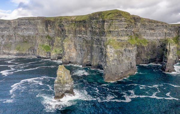 Cliffs of Moher Drone 2