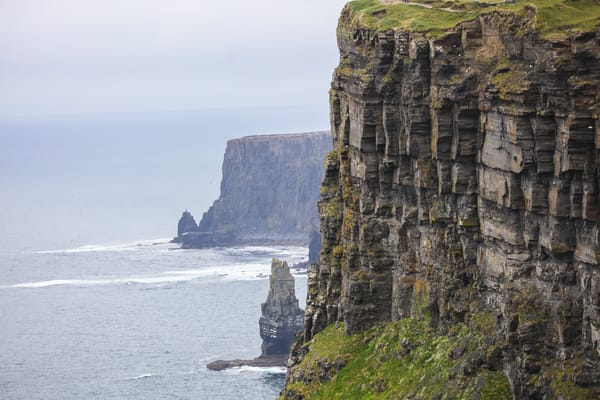 Cliffs Of Moher Drone 3 Art | Michael Blanchard Inspirational Photography - Crossroads Gallery