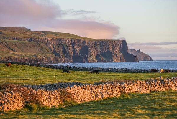 Cliffs Of Moher From Doolin Art | Michael Blanchard Inspirational Photography - Crossroads Gallery