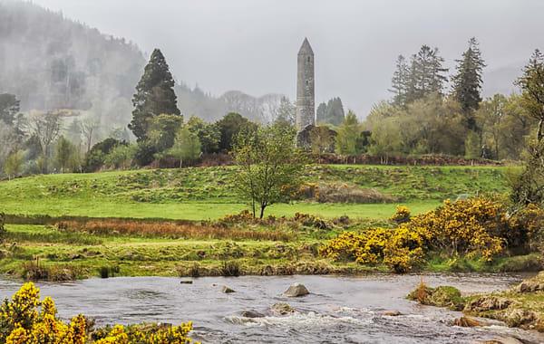 Glendalough Rain Storm