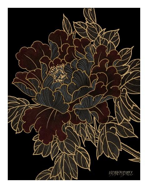 Black Velvet Art | Kings Avenue Tattoo