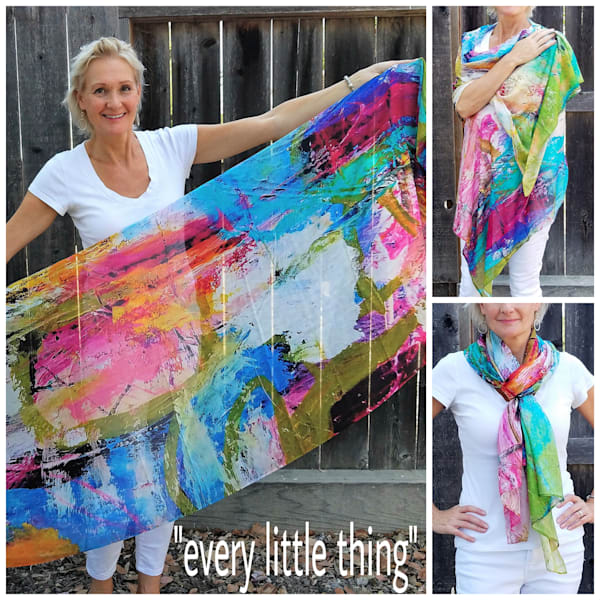 Every Little Thing | Betty Krause Art