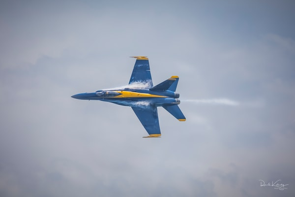 Vaping with the Blue Angels