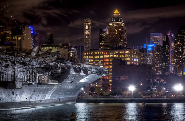 The USS Intrepid - NYC