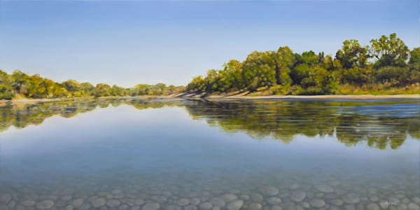 20x11 American River #2 (Ltd. Ed.) Art | HFA print gallery