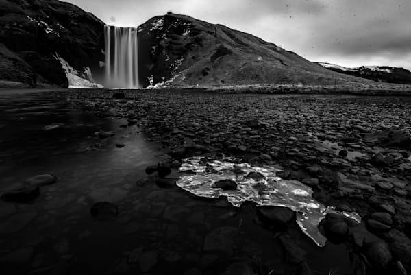 Skogafoss Art | Brandon Hirt Photo