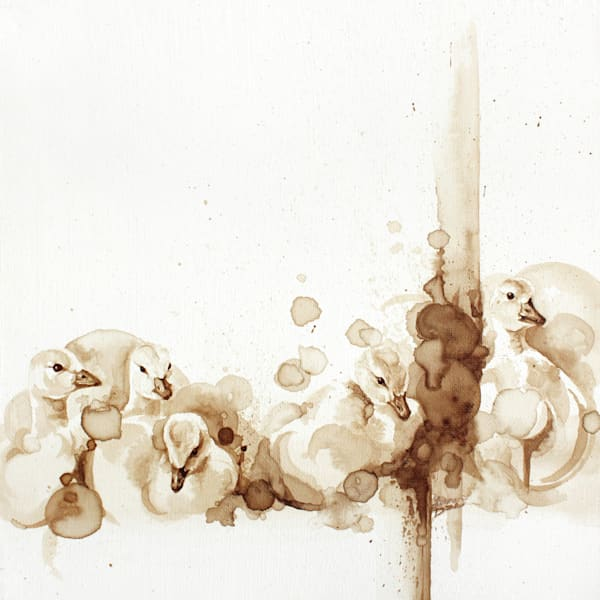 Puddle Poofs - Print