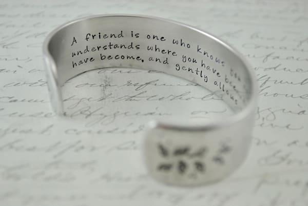 Best Friend Songbird Bracelet by Kelly Berkey
