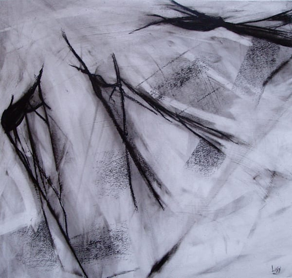 Assassin Snatching Art | Artist Don Lisy