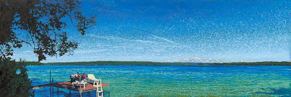 To Sleep, Perchance To Dream  |  Original Oil Painting  |  Justin David Gustafson Fine Art