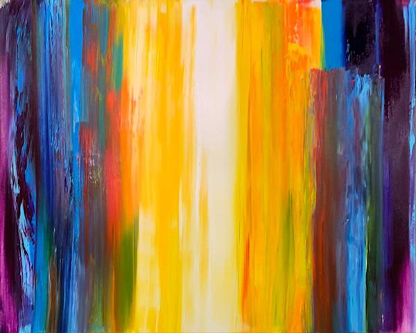 """Presence"" 24x30 canvas print"
