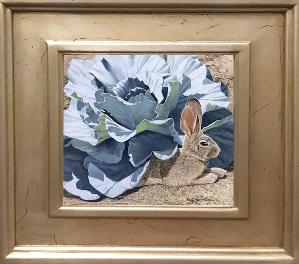 Rabbit Painting Original Art Tucson Gallery