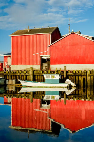 Ilwaco Harbor | Jim Parkin Fine Art Photography
