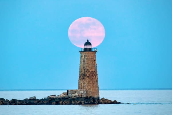 Maine Lighthouses | Robbie George Photography