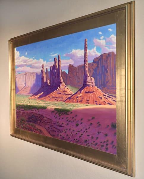 Totem Pole Monument Valley Art | Simon Fine Art