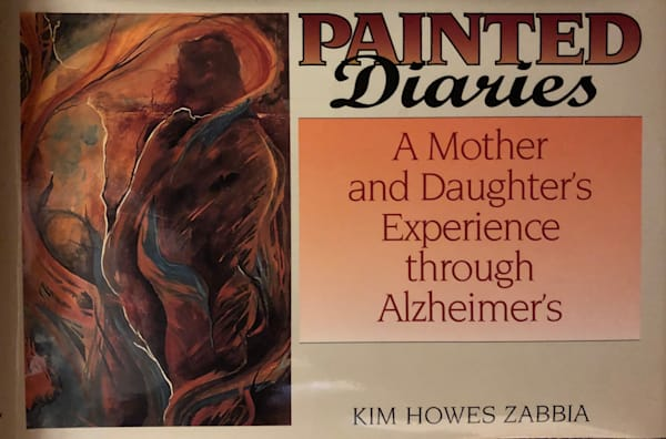 Painted Diaries by Kim Howes Zabbia