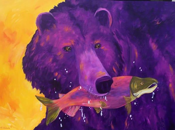 Purple Bear lg