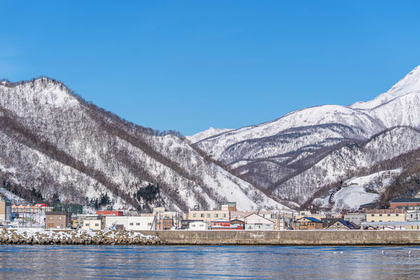 Rausu in Winter