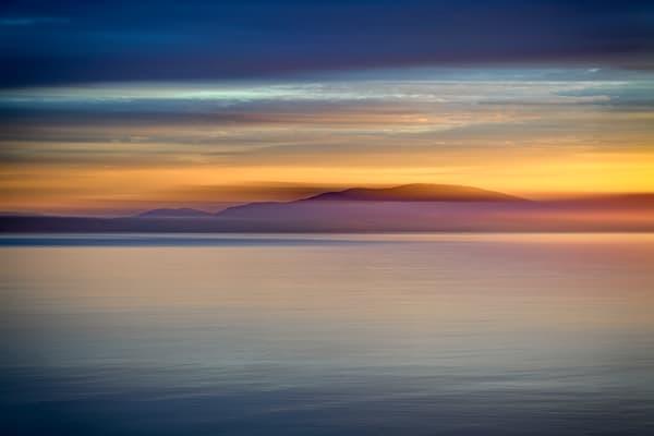Mount Battie Abstract by Rick Berk