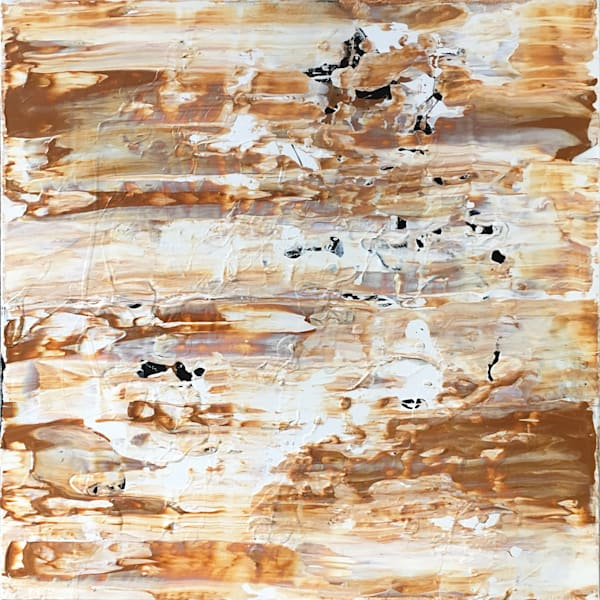 Sandstorm original PMS abstract painting