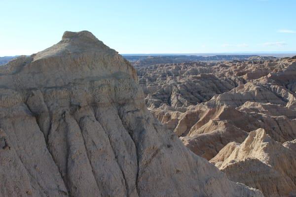 Badlands Pinnacle