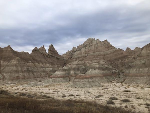 Badlands Saddle Pass