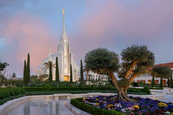 Rome Temple - Covenant Path