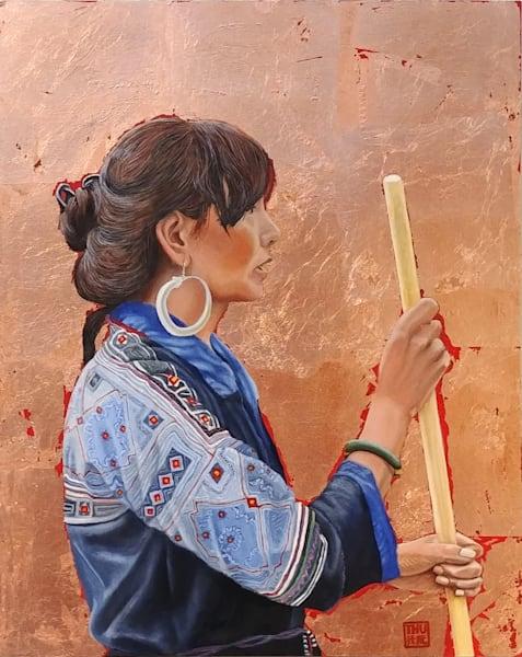 The Black Hmong Princess