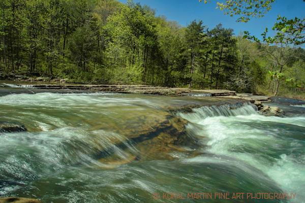 Six Finger Falls in Arkansas 0024 |  Photography | Koral Martin Fine Art Photography
