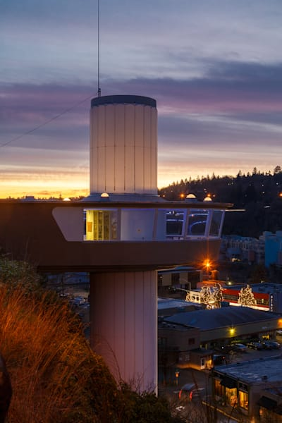 Oregon City Municipal Elevator