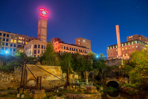 Mill Ruins Park - Photographs of Minneapolis | William Drew Photography