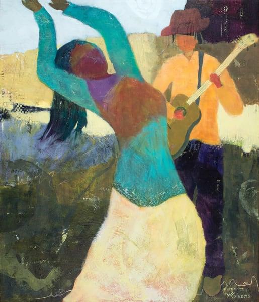 The Dancer Art | Wendy Givens Art
