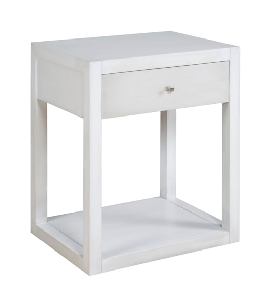 WELSH BED SIDE TABLE