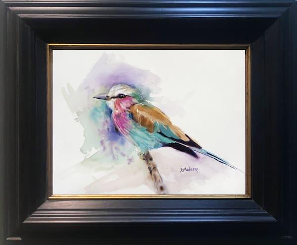 Jim's Bird Framed Show Mini