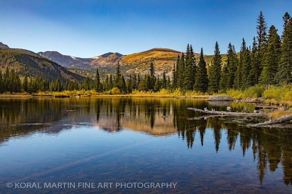 Rainbow Lakes 6426  Photograph | Colorado  Photography |  Koral Martin Fine Art Photography