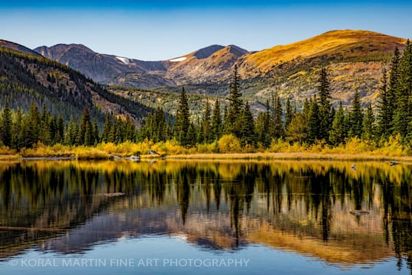 Rainbow Lakes Photograph 6423 | Colorado Photography | Koral Martin Fine Art Photography