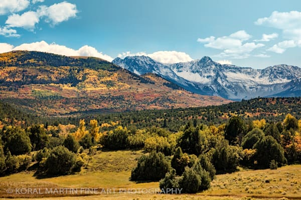 Sneffels Range 9457 | Colorado Photography | Koral Martin Fine Art Photography