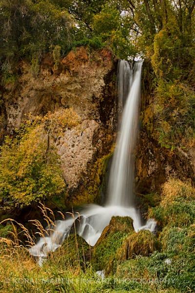 Rifle Falls 7849 | Colorado Photography | Koral Martin Fine Art Photography