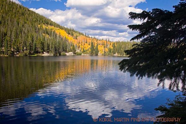 Bear Lake Photograph at Rocky Mountain National Park 2745 | Colorado Photography | Koral Martin Fine Art Photography