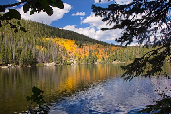 Bear Lake Photograph 2730 | Rocky Mountain National Park | Colorado Photography | Koral Martin Fine Art Photography
