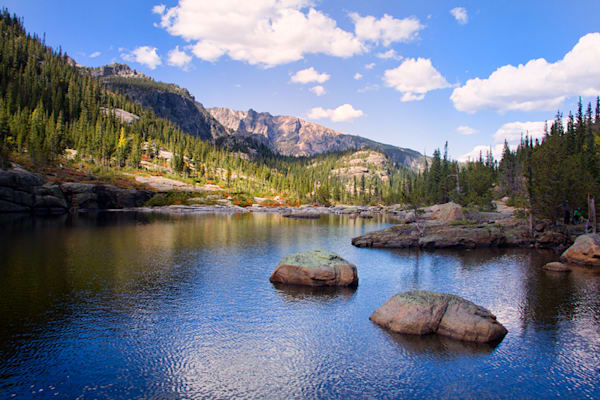 Mill Lake Photograph 4992 | Rocky Mountain National Park | Colorado Photography | Koral Martin Fine Art Photography