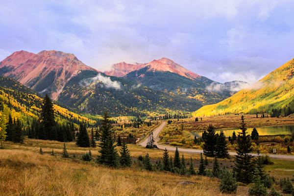 Silverton Drive Photograph 7493 | Colorado Photography | Koral Martin Fine Art Photography