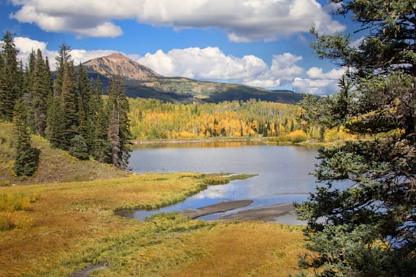 Woods Lake Photograph 8672 | Colorado Photography | Koral Martin Fine Art Photography